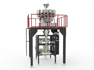 Multiple Electronic Weighing System Packaging Machine